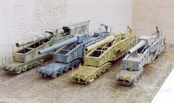 railguns